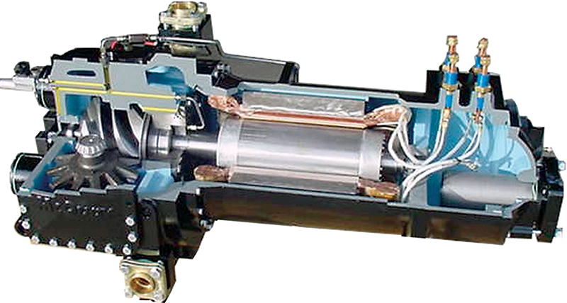 bornemann twin screw pump manual